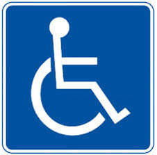 Disabled Sign 3
